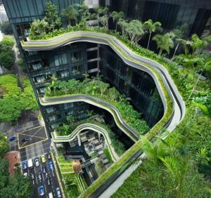 Park-royal Sky Garden, Singapore