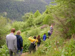 Touring the Krameterhof 2004