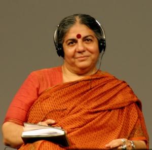 Vandana Shiva: who does she think she's kidding??