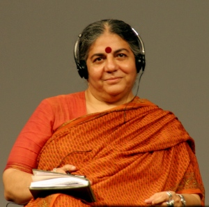 Vandana Shiva: who does she think she's kidding??